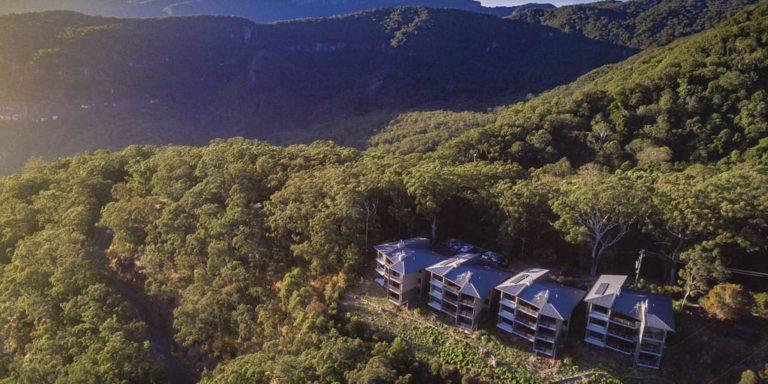 Binna Burra Mountain Lodge – The Road Back