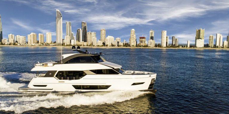 Adaptable Ocean Alexander 26R Meets Every Boating Need
