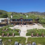 Pierce Brosnan's Malibu Beach Orchid House