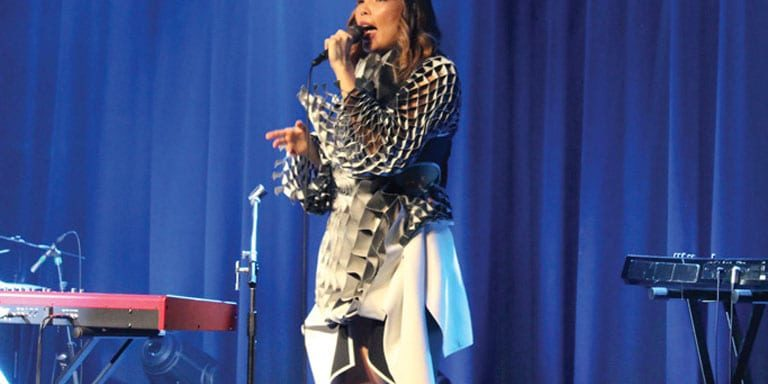 Social Page – Fireside with Dami Im at HOTA