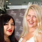 Gold Coast fashion designer Sonia Stradiotto celebrates Christmas at Marina Mirage!