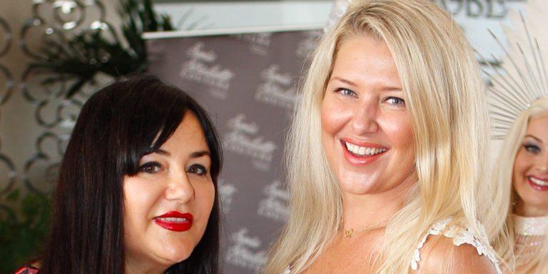 Designer Sonia Stradiotto celebrates Christmas at Marina Mirage!