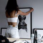 Axalah Wolf, Emerging Gold Coast Artist