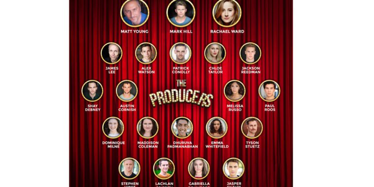 Hit Broadway Show THE PRODUCERS is coming to Brisbane