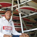 Life of a Lifeguard: Warren Young on decades of surf, sun and saving lives