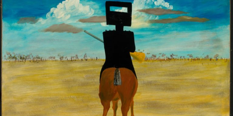 The Tweed to host Sidney Nolan's Ned Kelly series