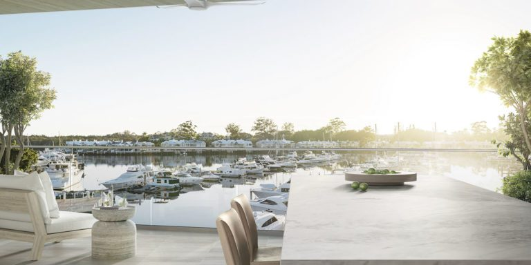 MULPHA records unprecedented demand for LUXURY Harbour One Apartments at Sanctuary Cove
