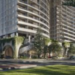 The $450,000,000 Mondrian Gold Coast at Burleigh Heads sells out, construction starts