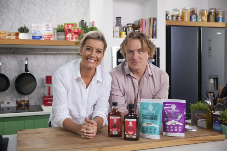 Chef and TV Personality, Rosie Mansfield, Partners with Lakanto to Create Guilt-Free Recipes