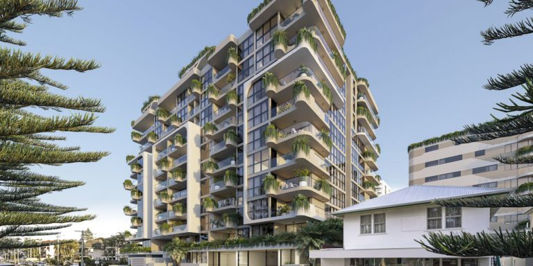 Gold Coast-First Residents' Rooftop Wellness Club Green Lit for Rainbow Bay