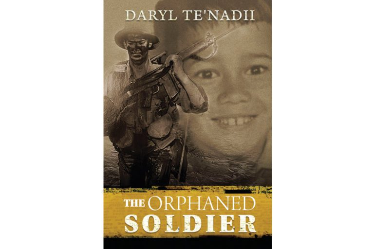 THE ORPHANED SOLDIER by Daryl Te'Nadii